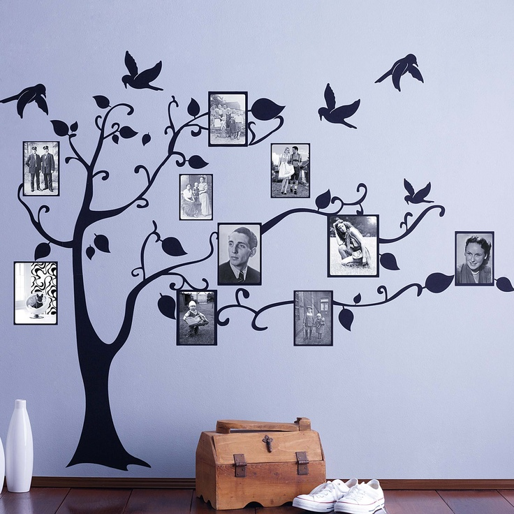 97 Best Family Tree Displays Images On Pinterest