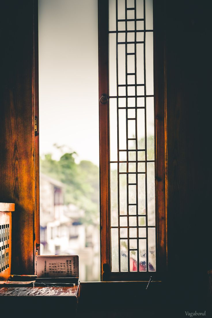 asian window | architectural details