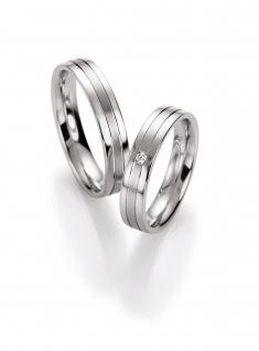 Collection Ruesch Trauringe Silber kaufen - http://www.steiner-juwelier.at/Schmuck/1-Paar-Collection-Ruesch-Silver-Inspiration::577.html