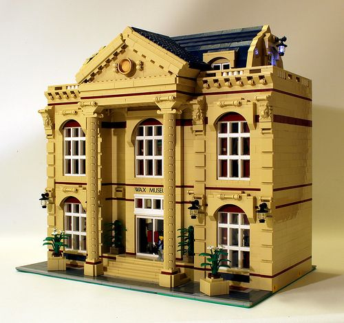Brick Town Talk: Museums - LEGO Town, Architecture, Building Tips, Inspiration Ideas, and more!