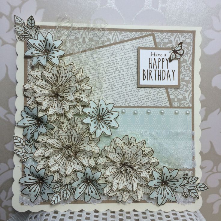 Dreamees Beautiful Bouquet stamp set