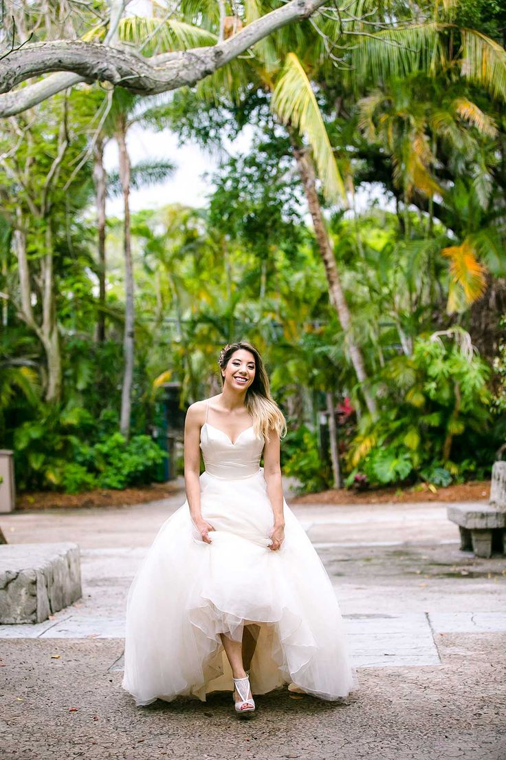 Wedding Photography Miami Beach: Palm Beach Zoo Modern Wedding Styled Photoshoot