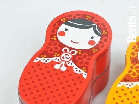 Matryoshka Bento Boxes  $22