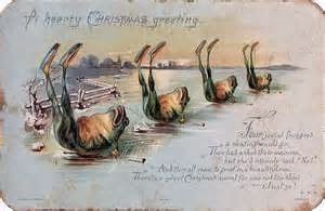 Trilby Busch's Blog - Creepy Christmas Cards: Bizarro Victorian Holiday Greetings - December 18, 2014 09:29