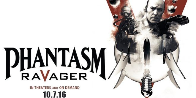 Phantasm: Ravager (2016) Full Movie Watch Online