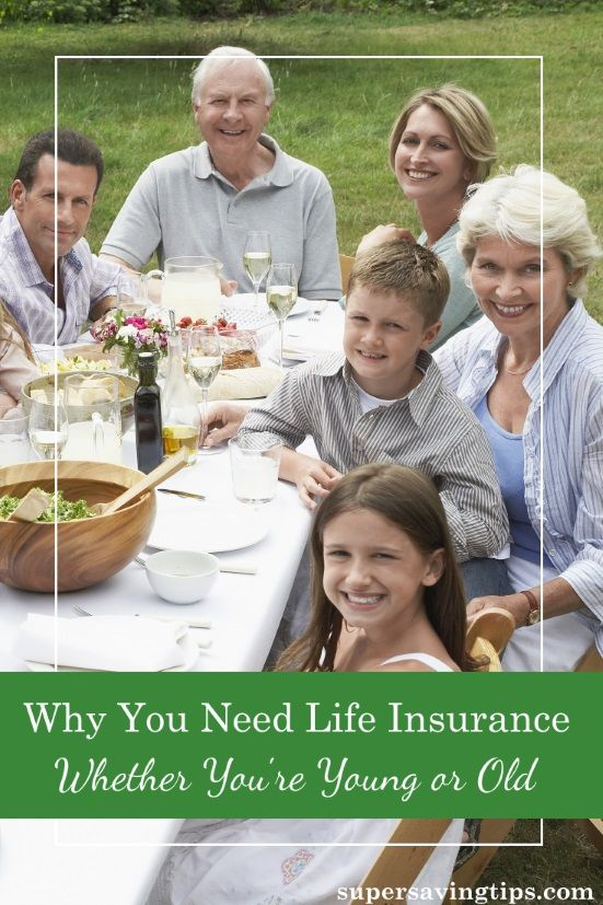 It's not just the middle-aged that need life insurance. Read on to understand when and why Millennials and Baby Boomers need life insurance too.