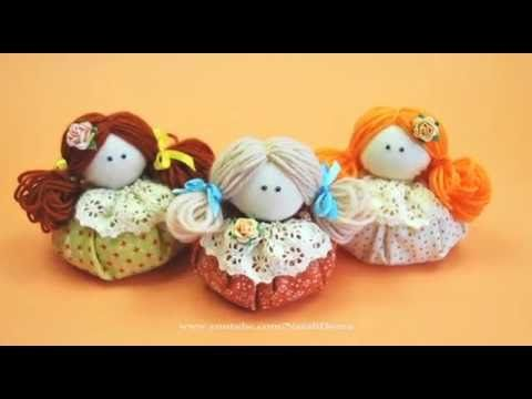 How to make a doll of socks //Cara membuat boneka dari kaos kaki - YouTube