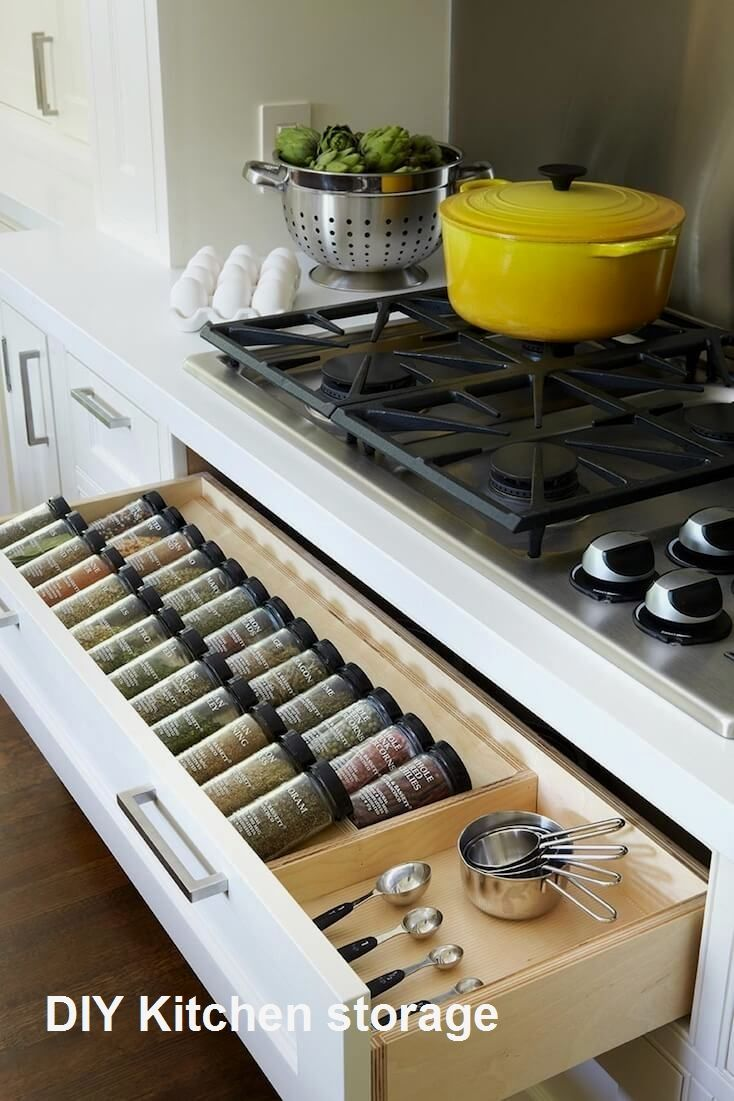 Kitchen Storage Cabinets Kitchen Storage Cabinets Diy Diykitchen Little Kitchen Devices In 2020 Modern Kitchen Storage Kitchen Island Storage Kitchen Cabinet Storage