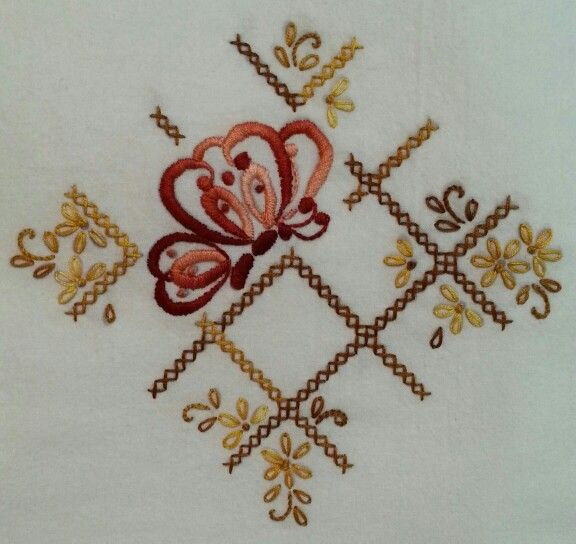 machine embroidery patterns for dish towels