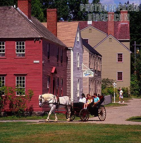 Strawbery Banke Museum Portsmouth Nh Museums And