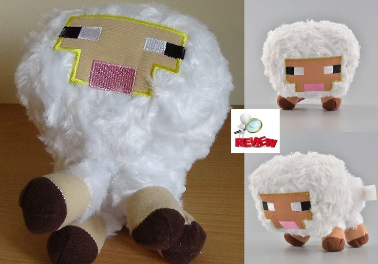 Aliexpress Ebay Haul Sheep Plush Toy from minecraft