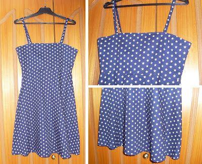 Jo Fashion - blogger: Φόρεμα θερινό γυναικείο χειροποίητο από την Ιωάννα...