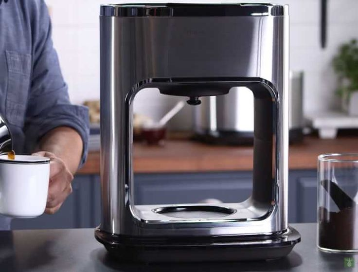 Williams Sonoma Signature Touch 10-Cup Thermal Coffee Maker