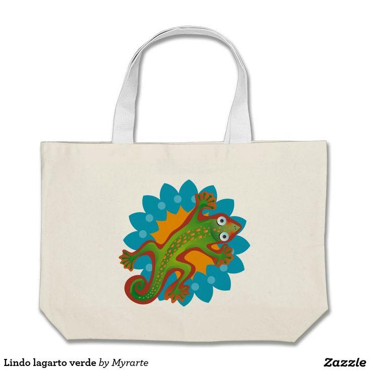 Verde del lagarto de Lindo #regalo #gifts #BlackFriday