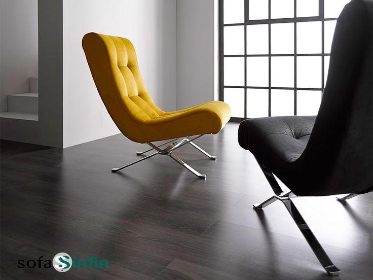 Butacas, sillones y divanes que crean ambientes cómodos, agradables y que se adapten a su estilo de decoración en Sofassinfin.es