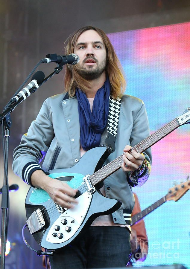 Tame Impala Kevin Parker Photograph by Concert Photos