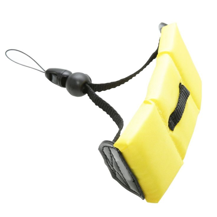 CamDesign Waterproof Yellow Camera Float Floating Camera Wrist Strap for Underwater Cameras GoPro Hero 4, 3 , 3, 2, 1/Panasonic Lumix/Nikon COOLPIX AW110/Canon PowerShot D20/Fujifilm FinePix/Olympus Tough/ iPhone 6/5s/5/4/Samsung Galaxy   CamDesign Wristband Lens Focus Ring >>> Read more reviews of the product by visiting the link on the image.