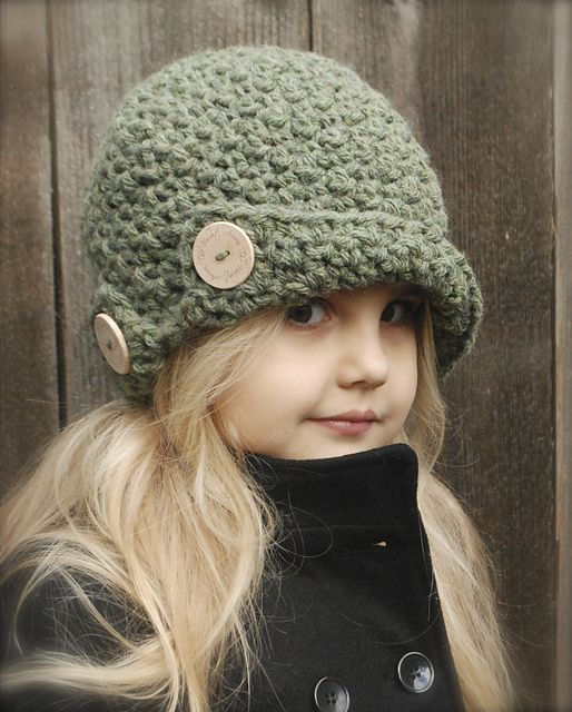 Ravelry: Bristle Cloche' pattern by Heidi May