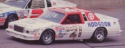Sunny King Ford >> NASCAR DECAL #21 HODGDON 1981 FORD THUNDERBIRD NEIL ...