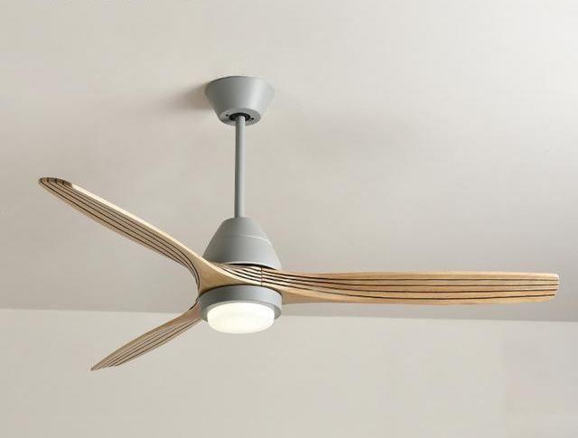 Modern Nordic Ceiling Fan With Led Light In 2020 Ceiling Fan Modern Ceiling Fan Scandinavian Ceiling Fans