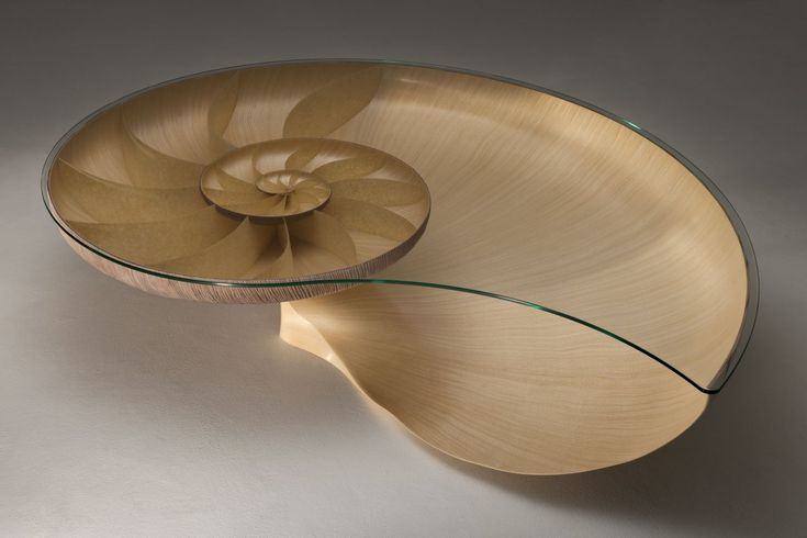 Nautilus II Table by Marc Fish