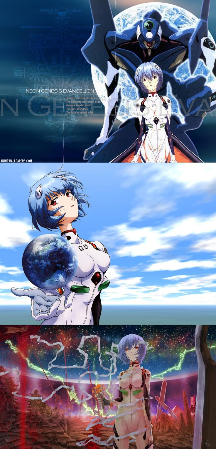 Rei - Neon Genesis Evangelion