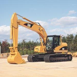 Cat Excavator (CAT 320) #caterpillarequipment: