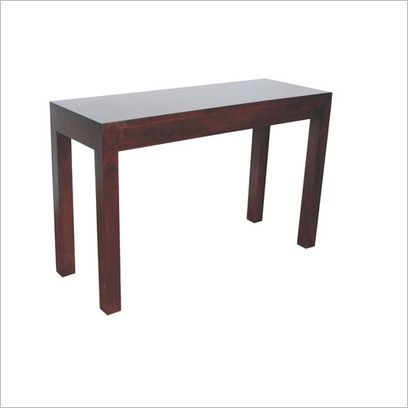 Block Hardwood Hall Table Furniture Down Under Wayfair