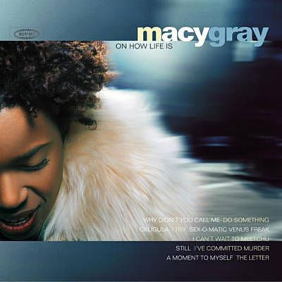 Found I Try by Macy Gray with Shazam, have a listen: http://www.shazam.com/discover/track/230266