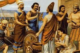 16 – Los árabes y semitas que ocupaban la extensa península de Arabia.