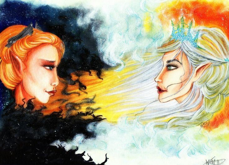 Done and done.. fanart for books of Sarah J. Maas.. High lady of the Night Court and Aelin Ashryver Galathynius..for more pictures follow me on my fb page /markovicsovaart #sarahjmaas #fanart #fantasy #fantasyart #art #markovicsovaart #fairytail #fairy #acomaffanart #throneofglass #aelinashryvergalathynius #highladyofthenightcourt #aelinandfeyre #artoftheday #painting #bookart #bookinspiration #booklover #bookblogger