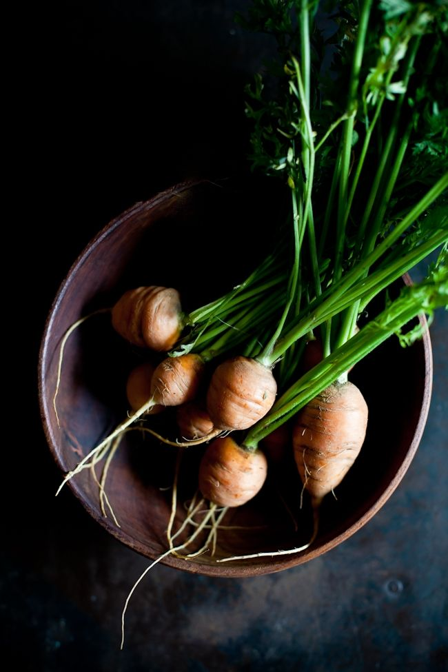 Parisian Carrots | Tartelette - Helene Dujardin