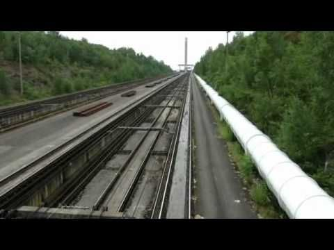 Belgian Boat Lifts: The Ronquières Inclined Plane