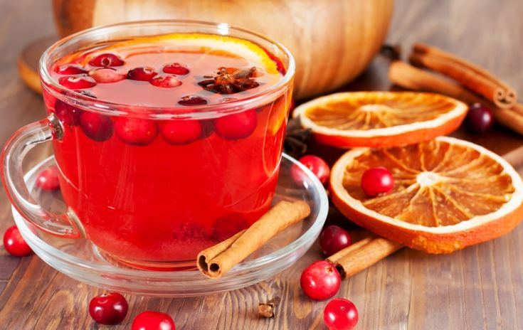 Warming Winter Drinks