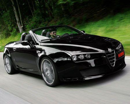 Alfa Romeo Spider 8C