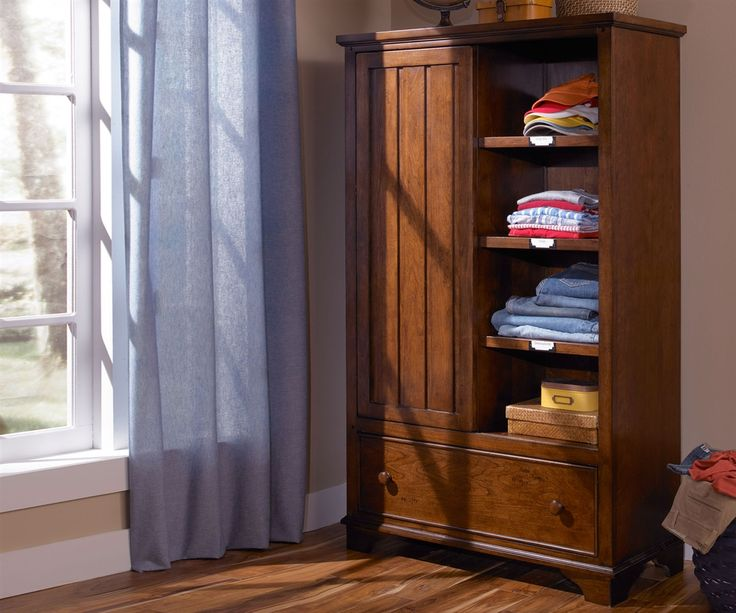 Legacy Classic Kids Furniture Dawson's Ridge collection Bookcase Locker 2960-2500