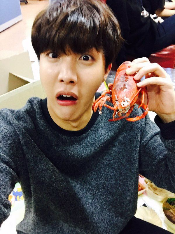 J-Hope #JhopeWeLoveYou #JHopeYourePerfect