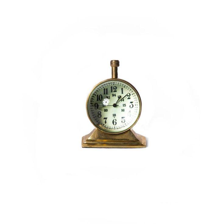The Little Mantle Clock
