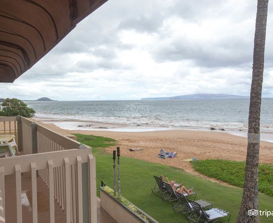 The Oceanfront Suite at the Days Inn Maui Oceanfront