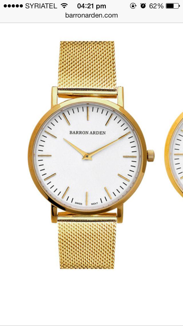 Barron Arden watch