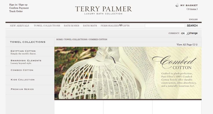 www.terrypalmercollection.com