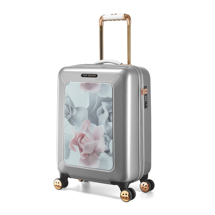 Discover the Ted Baker Porcelain Rose Suitcase - Small at Amara