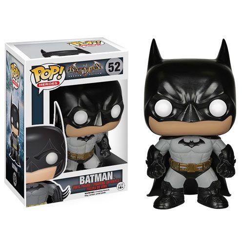 Batman Arkham Asylum Batman Pop! Vinyl Figure