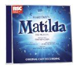 Matilda The Musical London Cast Recording