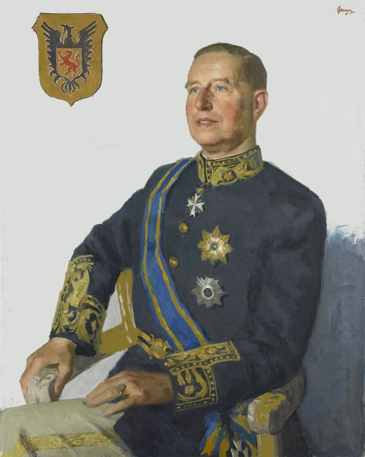Jonkheer Tjarda van Starkenborgh Stachouwer. Last of the governors-general of the Dutch-Indies. Member of an old noble family in the north-east of Holland.