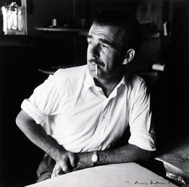 William Dobell in 1942, by Max Dupain.
