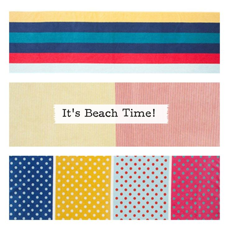 Sunnylife Beach Towels, 'Bribie', 'Scarborough' & 'Ipanema' - The It Kit