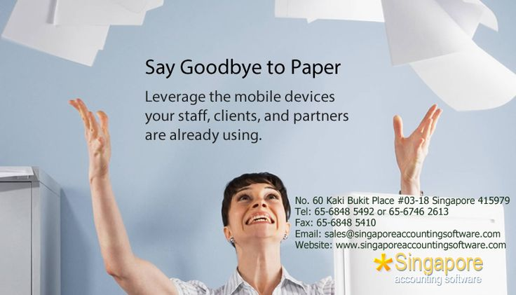 Say Goodbye to Papers If you entered the #accounting profession 10 to 15 years ago, you were taking a job in a business that had been transformed by the arrival of #accounting software. At the enterprise level, this meant working with major ERP systems like #SAP, Oracle, #Salesforce and others. Smaller businesses were working with simpler but still very effective software like #QuickBooks.