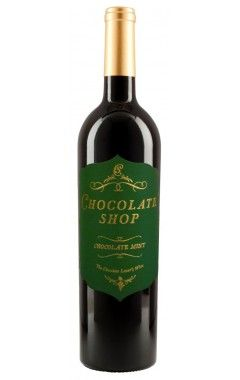 Chocolate Shop Wine - Chocolate mint; already have it for Valentines Day ;)