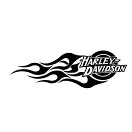 Harley Davidson Tank Sticker Decal